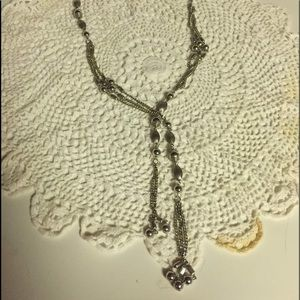 Vintage Sara Coventry lariat necklace